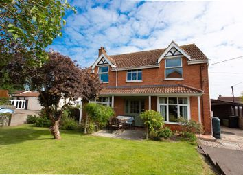 High Street, Othery, Bridgwater TA7. 4 bed detached house