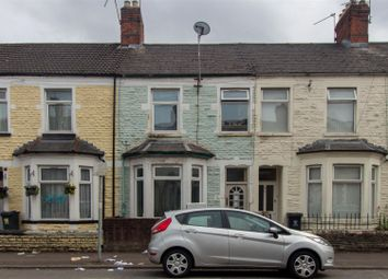 Thumbnail 1 bed flat to rent in Glenroy Street, Roath, Cardiff