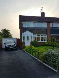 Thumbnail 3 bed semi-detached house for sale in Linkside Avenue, Royton, Oldham