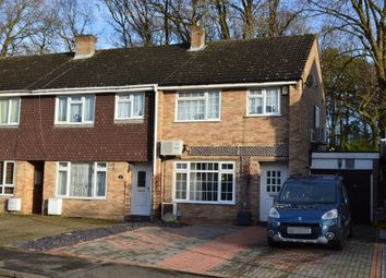 Thumbnail 3 bed end terrace house for sale in Lynwood Drive, Mytchett