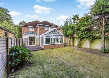 Thumbnail 5 bed detached house for sale in Runcie Close, Sandridge, St.Albans