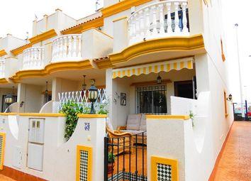 Thumbnail 2 bed town house for sale in Spain, Valencia, Alicante, La Zenia
