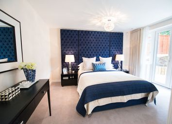 Thumbnail 2 bed flat for sale in Georges Wood Road, Brookmans Park, Hatfield