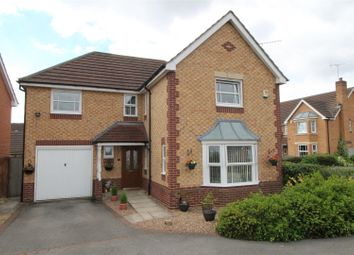 Thumbnail 4 bed property for sale in Red Kite Close, Gateford, Worksop