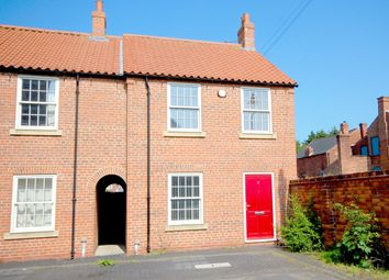 Thumbnail 3 bed end terrace house to rent in Kings Mews, Louth