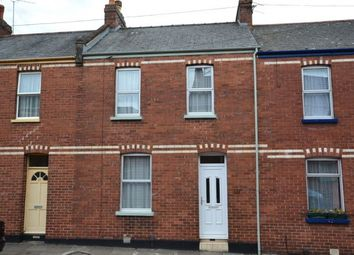 Thumbnail 2 bedroom terraced house to rent in Victor Street, Exeter