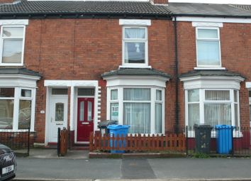 Thumbnail 2 bedroom terraced house to rent in Belvoir Street, Hull