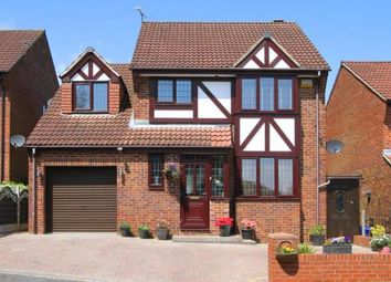 Thumbnail 4 bedroom detached house for sale in Bishopdale Rise, Mosborough, Sheffield, South Yorkshire