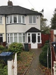 Thumbnail 3 bedroom property to rent in Teddington Grove, Perry Barr, Birmingham