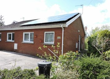 Thumbnail 1 bed semi-detached bungalow for sale in Graig Court, Graig Road, Glais