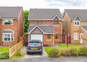 Thumbnail 3 bed detached house to rent in Chilton Close, Leigh, Lancashire