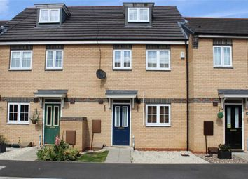 Thumbnail 3 bed terraced house to rent in Geranium Close, Billingham