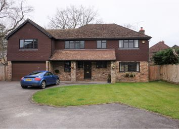 5 bed detached house for sale in Nuthatch Close, Rowland's Castle PO9