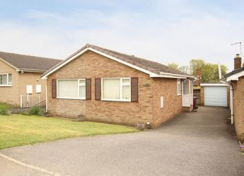 Thumbnail 3 bed bungalow for sale in Summerfield Road, Dronfield, Derbyshire