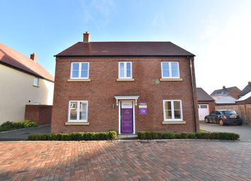 Thumbnail 4 bed detached house for sale in Southam Road, Banbury