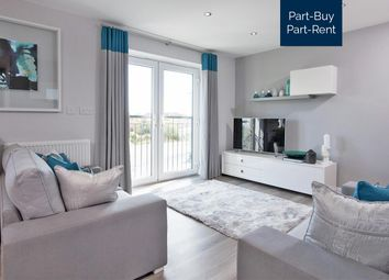 "Thumbnail 2 bedroom flat for sale in ""Elizabeth"" at Waterlode, Nantwich"