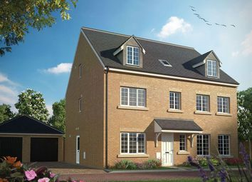 Thumbnail 6 bedroom detached house for sale in Nascot Wood Road, Nascot Wood, Watford