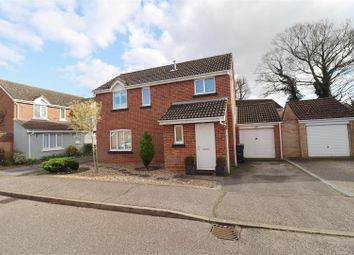 Thumbnail 4 bed detached house for sale in Ellen Way, Great Notley, Braintree