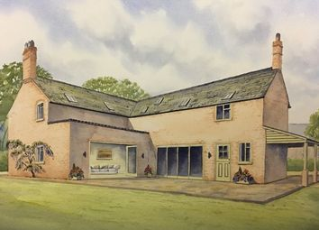 Thumbnail 5 bed detached house for sale in The Avenue, Peplow, Market Drayton