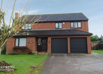 Thumbnail 5 bedroom detached house for sale in St Marys Close, Sudbury, Suffolk