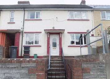 Thumbnail 3 bed terraced house for sale in George Daggar Avenue, Abertillery
