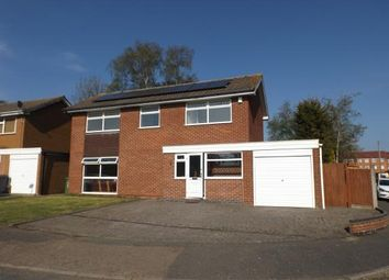 Thumbnail 4 bed detached house for sale in Chater Close, Leicester, Leicestershire