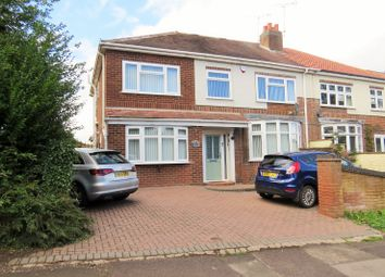 Thumbnail 4 bed semi-detached house for sale in Penny Park Lane, Keresley, Coventry