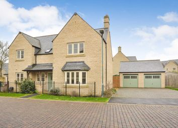 Thumbnail 5 bed detached house for sale in Pips Field Way, Fairford, Cirencester, Gloucestershire