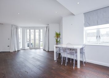 Thumbnail 2 bed flat to rent in Carnwath Road, London