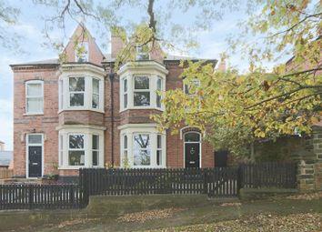Thumbnail 4 bed semi-detached house for sale in Corporation Oaks, Mapperley Park, Nottingham