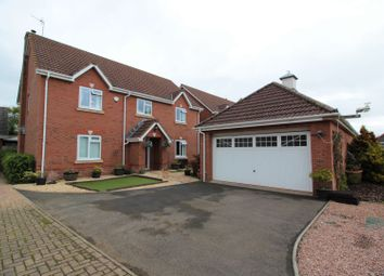 Thumbnail 4 bed detached house for sale in Cambrian Way, Marshfield