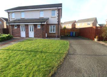 Thumbnail 2 bed semi-detached house for sale in Stevenson Court, Falkirk