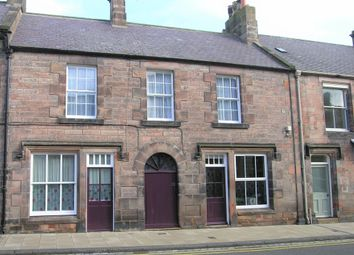 Thumbnail 6 bed town house for sale in High Street, Wooler