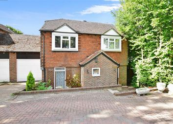 Thumbnail 4 bed link-detached house for sale in Sadlers Close, Walderslade, Chatham, Kent