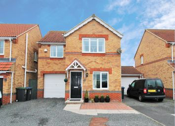 Thumbnail 3 bed detached house to rent in The Croft, Stanley, County Durham