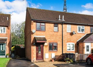 Thumbnail End terrace house for sale in Jeanneau Close, Shaftesbury