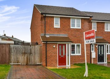 Thumbnail 2 bed end terrace house for sale in North Way, Deanshanger, Milton Keynes
