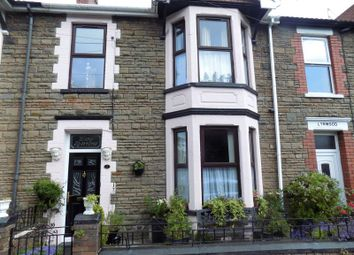 Thumbnail 4 bed terraced house for sale in Rhymney Terrace, Caerphilly