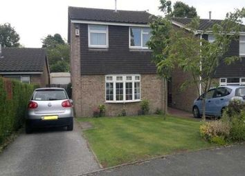 Thumbnail 4 bed detached house to rent in Heather Crescent, Littleover, Derby