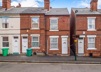 Thumbnail 2 bedroom end terrace house for sale in Russell Road, Forest Fields, Nottingham