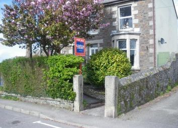 Thumbnail 3 bed semi-detached house for sale in Redruth, Cornwall