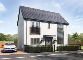 Thumbnail 3 bed detached house for sale in Lister Road, Dursley