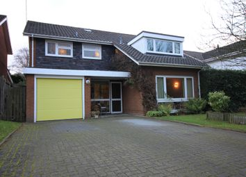 Thumbnail 4 bedroom detached house for sale in Antringham Gardens, Edgbaston, Birmingham