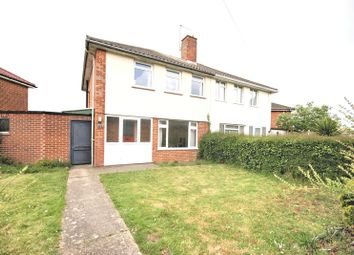 Thumbnail 3 bed semi-detached house for sale in Tukes Avenue, Gosport