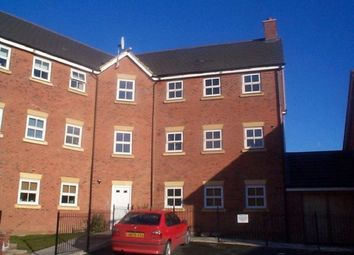 Thumbnail 2 bed flat to rent in Ickworth Close, Daventry