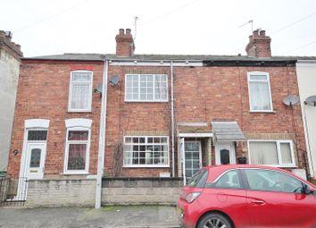 Thumbnail 2 bed terraced house for sale in Portland Street, Rawcliffe Bridge, Goole