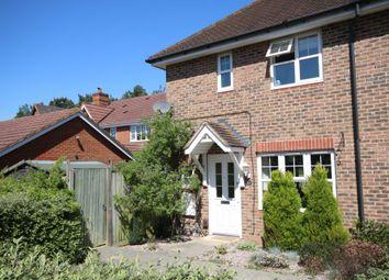 Thumbnail 3 bed semi-detached house to rent in Stockbridge Road, Elvetham Heath, Fleet