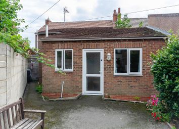 Thumbnail 1 bed terraced bungalow for sale in Butchers Place, Railway Crescent, Withernsea