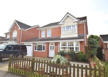 Thumbnail 4 bed detached house for sale in Greenways, Saffron Walden