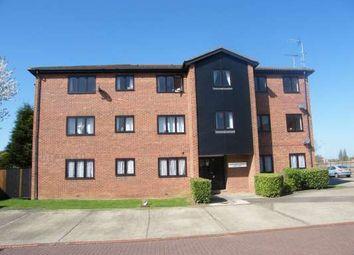 Thumbnail 1 bedroom flat to rent in Hadrians Court, Fletton, Peterborough